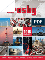 2016 Crosby General Catalog
