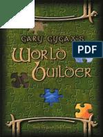 Gary Gygax's - World Builder.pdf