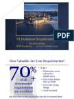 ETIS10 - BI Business Requirements