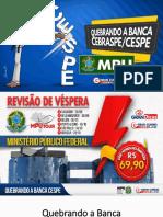Aragonê Fernandes-Quebrando a Banca CESPE