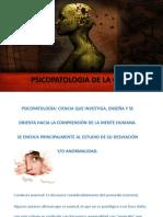 Psicopatologia de La Conducta