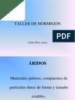 Clases de Aridos