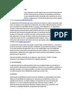 Diseño y Desarrollo de Una App