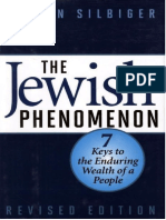Steven Silbiger the Jewish Phenomenon Seven Keys to the Enduring Wealth of a People m Evans Company 2009 (1)