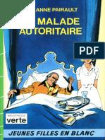 Suzanne,Pairault-[Jeunes Filles en Blanc-10]Le Malade Autoritaire