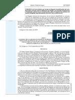 Convenio Fundación Laboral de la Construcción y el Gobierno de Aragon