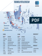 Sucofindo Mineral Portfolio Services Map