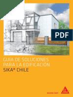 Gui_a de Soluciones Para La Edificacio_n Sika
