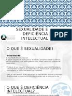 Sexualidade e Deficiência Intelectual