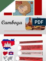 Camboya presentación