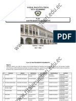 2.Formato_plan de Mantenimiento de Infraestructura