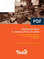 Industria y Manufactura
