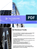 Lect 3-Tall Building