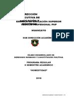SILABO DDHH Y CONSTITUCION P P 2018 HONESTIDAD.pdf