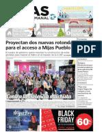 Mijas Semanal nº815 Del 23 al 29 de noviembre de 2018
