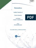EA. Fundamentos de Analisis Numerico