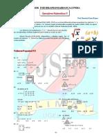 Problemas Propuestos de Operadores Matematicos II Ccesa007