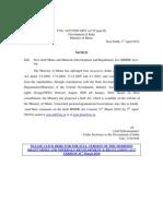 Draft Mines and Minerals Bill_31 March 2010