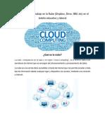 Aplicabilidad de La Nube
