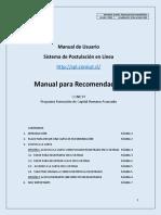 Manual SPL 4 Recomendadores