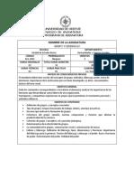 Programa asignatura Udo anz 0112832 Grupo y Liderazgo