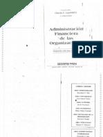 administración financiera de las organizaciones - claudio e. sapetnitzky