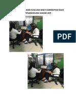 Monitoring Dan Evaluasi Bab 9 Akreditasi Oleh Penanggung Jawab Ukp