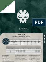 Legions of Nagash - Deathrattle (Español)