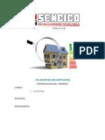 valuacion de edificaciones