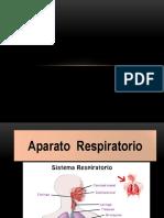 A. Respiratorio