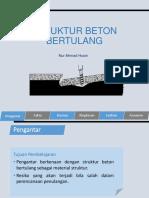 1 Struktur Beton Bertulang.pptx