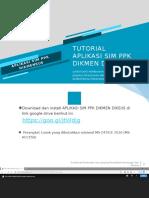 Tutorial Aplikasi Sim Ppk Dikmensus_1