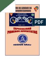 Pioneros Adventistas Detallado Mpn