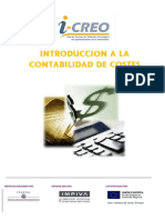 Introduccion a La Contabilidad de Costes