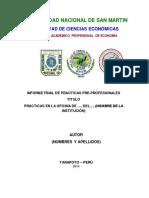 Informe de Practicas Pre Profesionales1 150702165617 Lva1 App6891