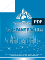 Builders Company Profile