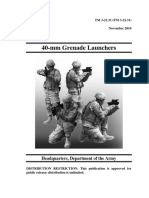 M203 Operator's Manual August 2001 (AF to 11W3-9-4-1)