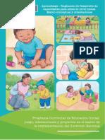 Desarrollo de Capacidades Para Niños de Nivel Inicial-12-16