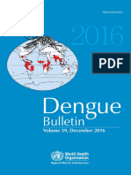 Buletin Dengue WHO 2016