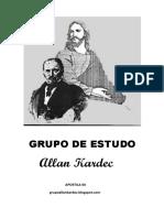 Apostila 04 - Textos Espiritas (Grupo de Estudo Allan Kardec)