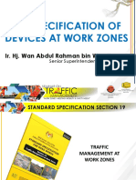 PAPER 4 TMWZ2018 the Specification of Devices at Work Zones