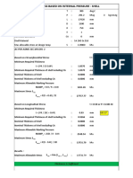 New PA Column - Thk Calc