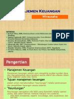 Pertemuan 8 Manajemen Keuangan.ppt