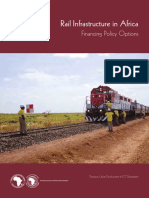 Rail Infrastructure in Africa - Financing Policy Options - AfDB