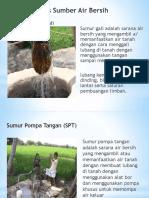 Jenis Sumber Air Bersih
