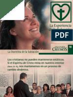 # 10 LA EXPERIENCIA DE LA SALVACION.ppt