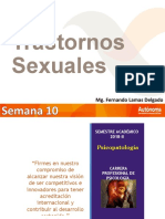TRASTORNOS Sexuales