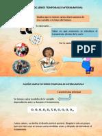 DISEÑO DE SERIES TEMPORALES INTERRUMPIDAS