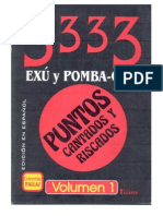 3333 exu pompa gira