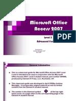 MS Access 2007 L3 122408